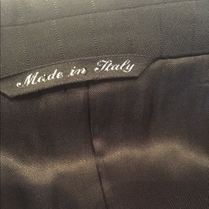 Canali Suits & Blazers - Canali Blazer - Made in Italy - Fine Wool - Black